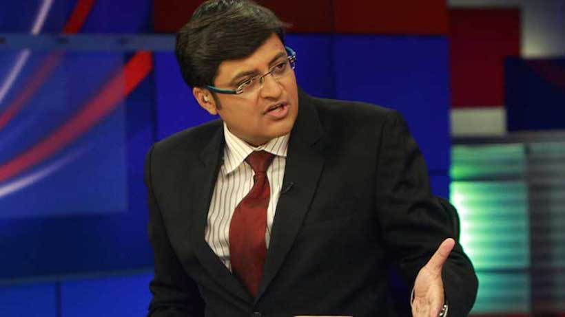 Arnab Goswami Net Worth