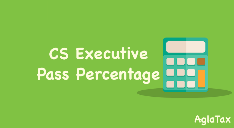 CS Executive Pass Percentage