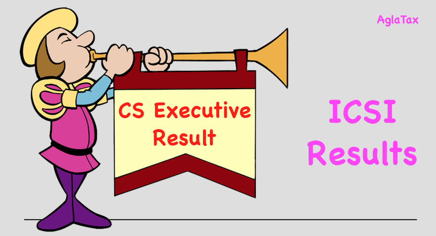 CS Executive Result