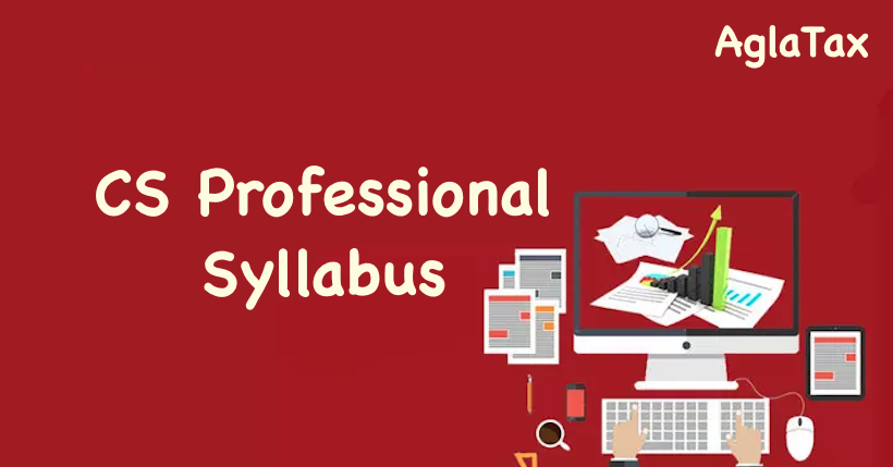 CS Professional Syllabus & Subjects