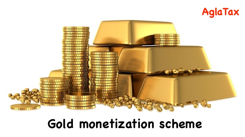Gold monetization scheme